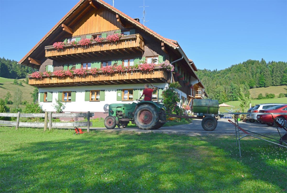 Startseite Finkenhof In Oberstaufen Ruhige Und Zentrale Lage Im